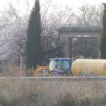 Denuncian las obras del Puy du Fou por extracción ilegal de agua del Tajo y el promotor culpa a la contrata